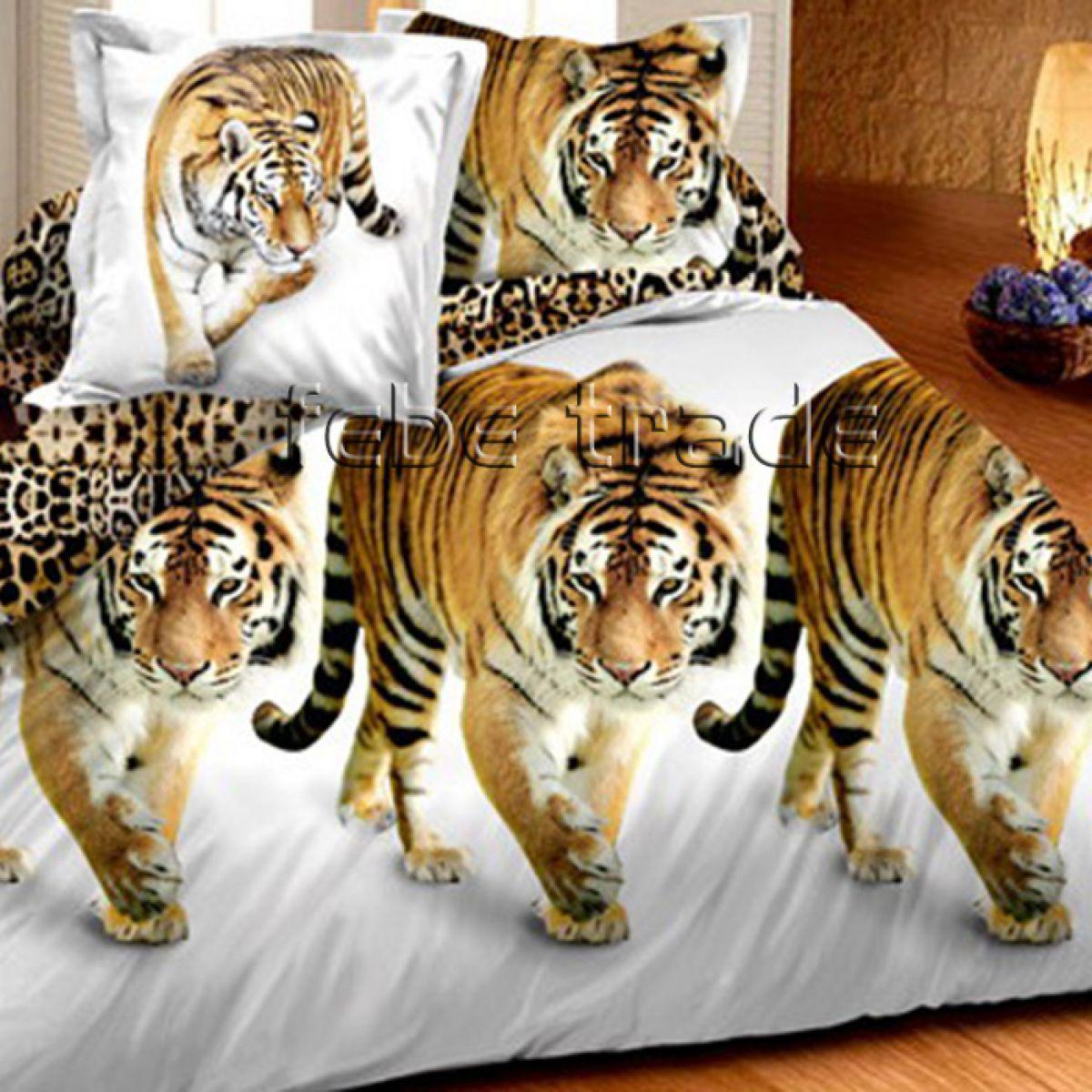 3D Beddings - Cotton World - FSB-2003 - 220x200 cm - 4 pcs