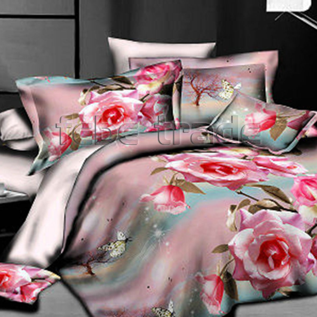 3D Beddings - Cotton World - KSD-290 - 160x200 cm - 4 cz