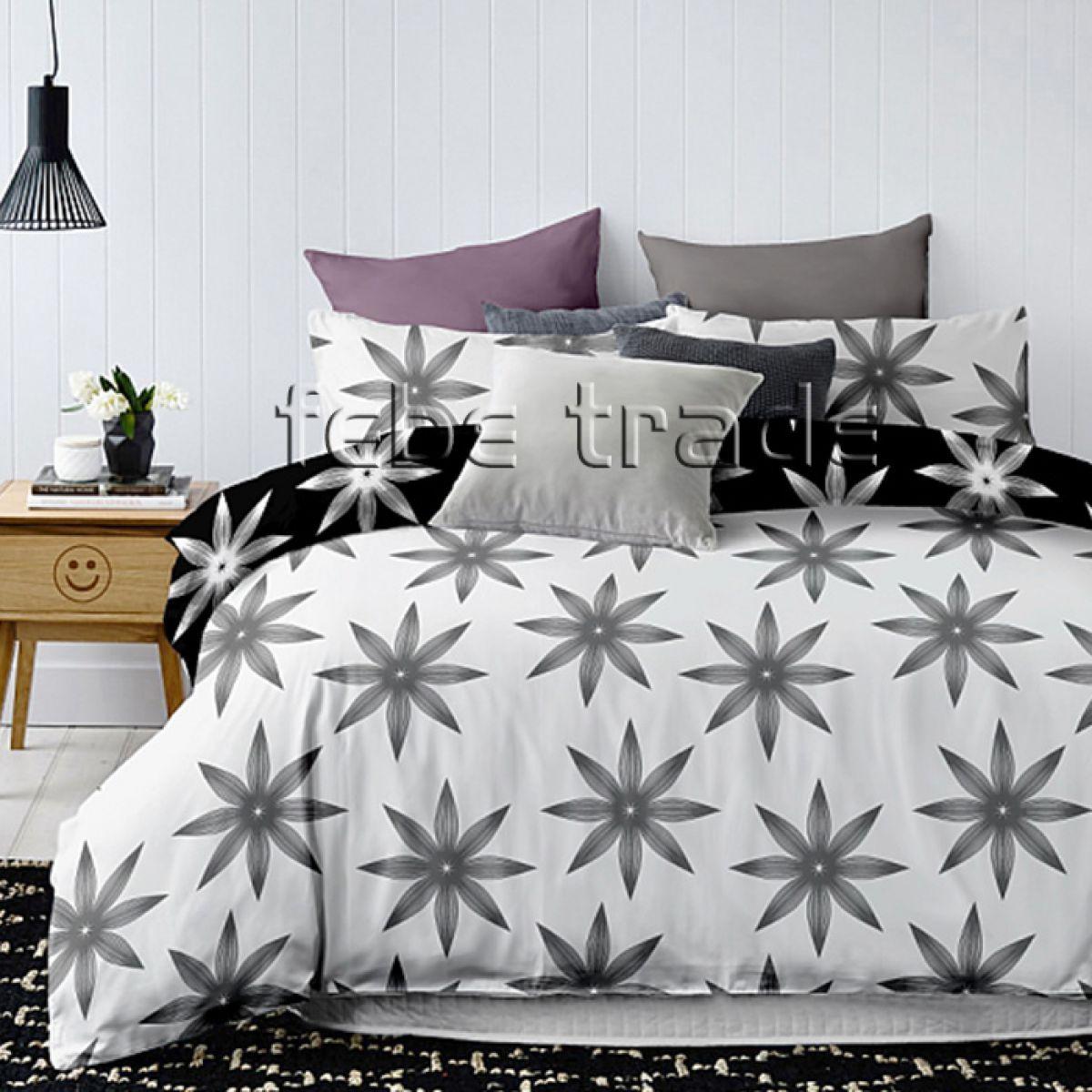 Double-sided Beddings - TZ-334 - 160x200 cm - 4 pcs