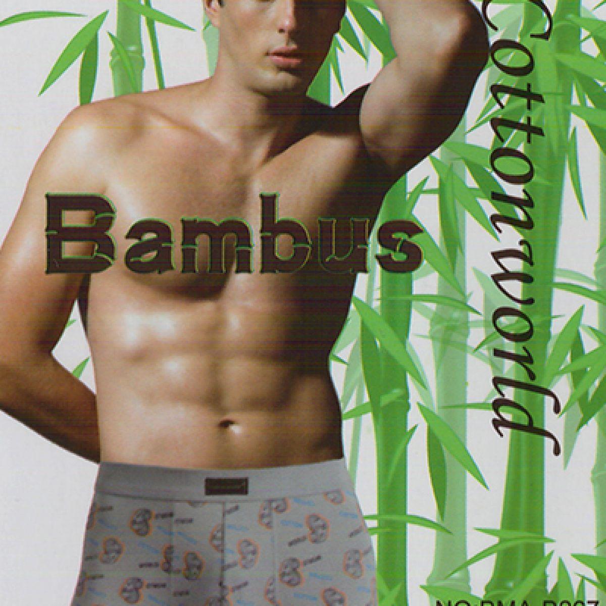 MEN'S BAMBOO BOXERS BMA-B267