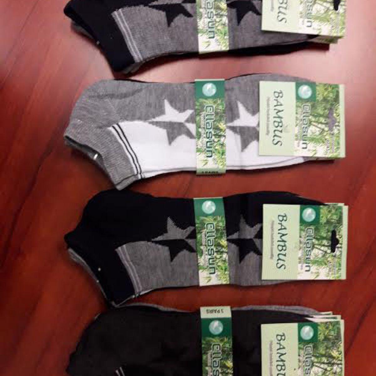 MEN's socks ellasun bamboo LOM537