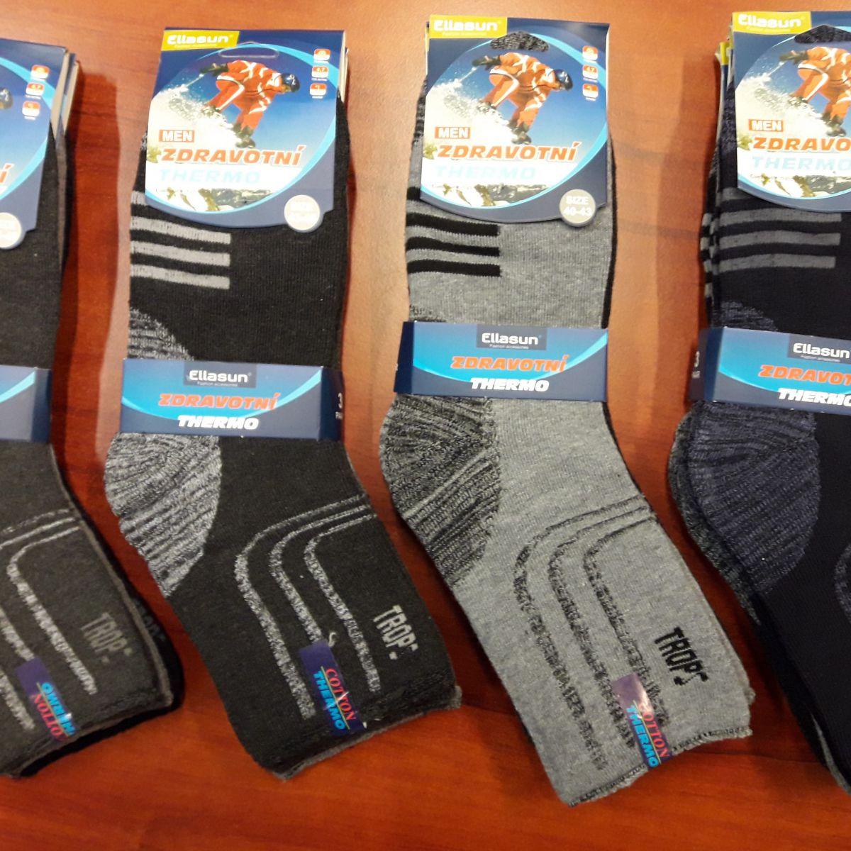mens socks ELLASUN - M1567