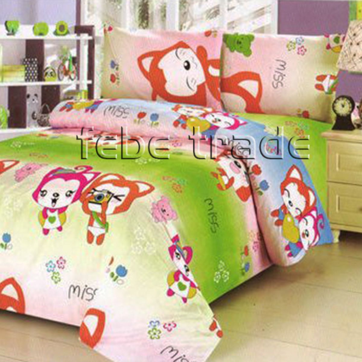 Cheap Beddings - TPR-315 - 160x200 cm - 2 pcs
