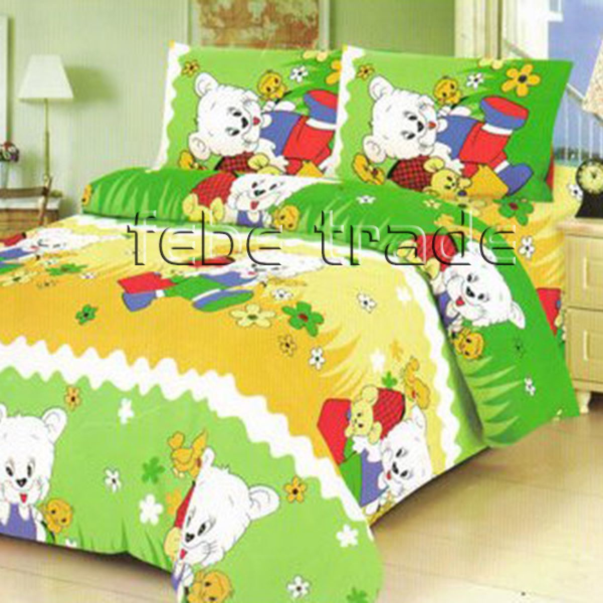 Cheap Beddings - TPR-316 - 160x200 cm - 2 pcs