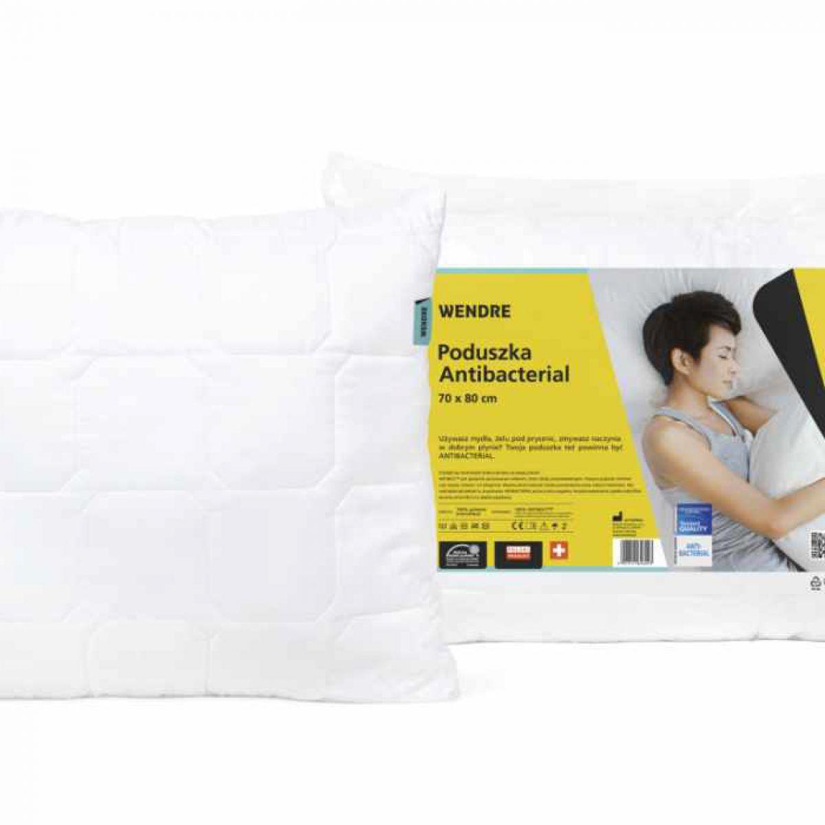 Pillow Antibacterial - Wendre - 70x80