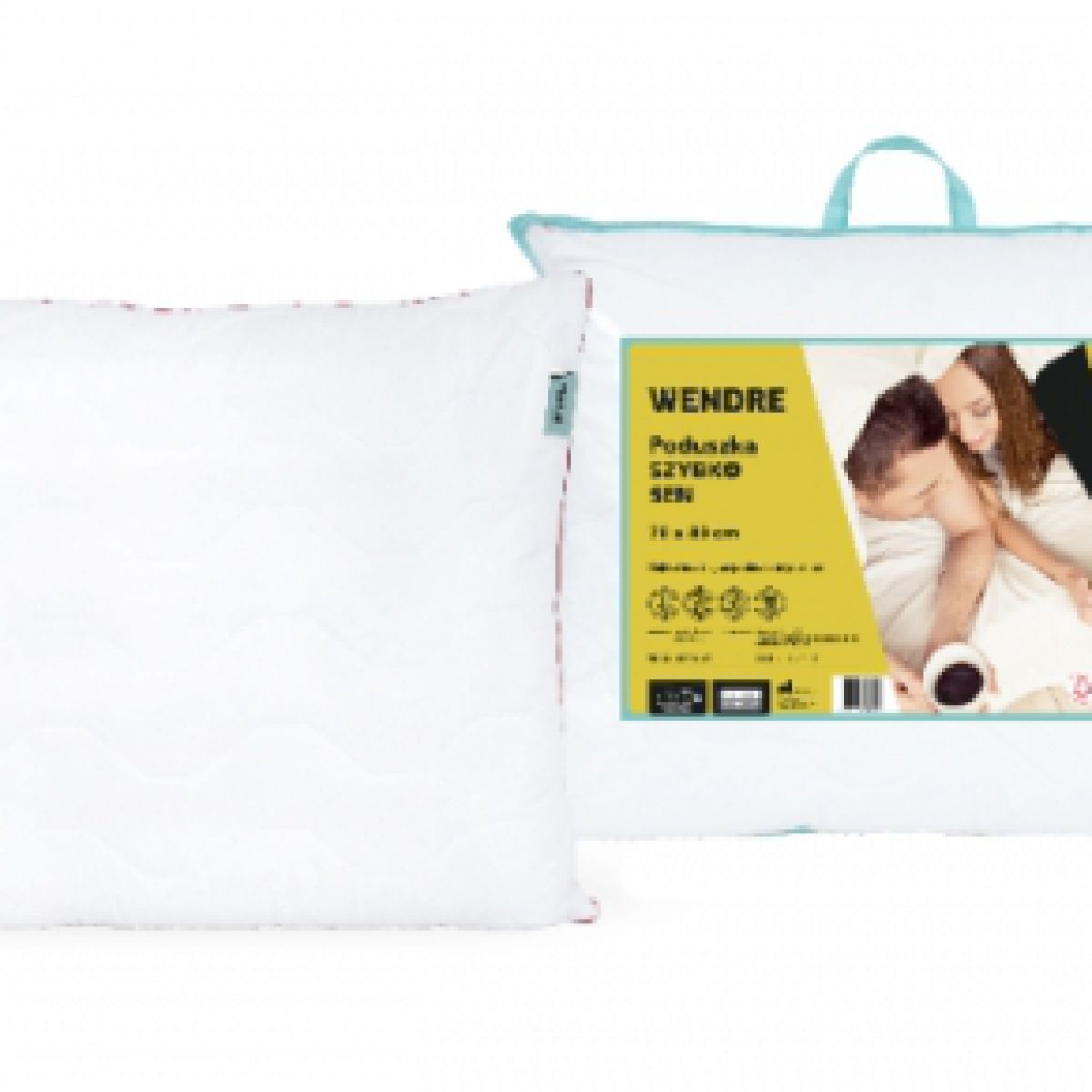 Pillow Fast Sleep - Wendre - 50x60 cm