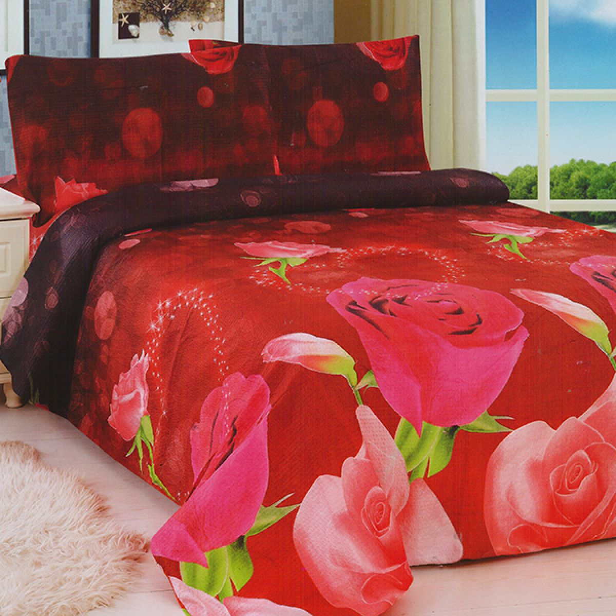 Cheap Beddings - TPR-YP-359 - 220x200cm - 4 pcs