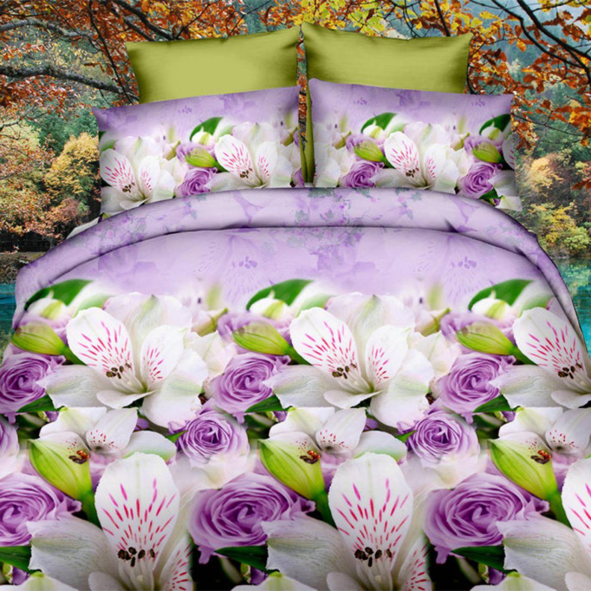 3D Beddings - Cotton World - FSP-340 - 180x200 cm - 4 pcs