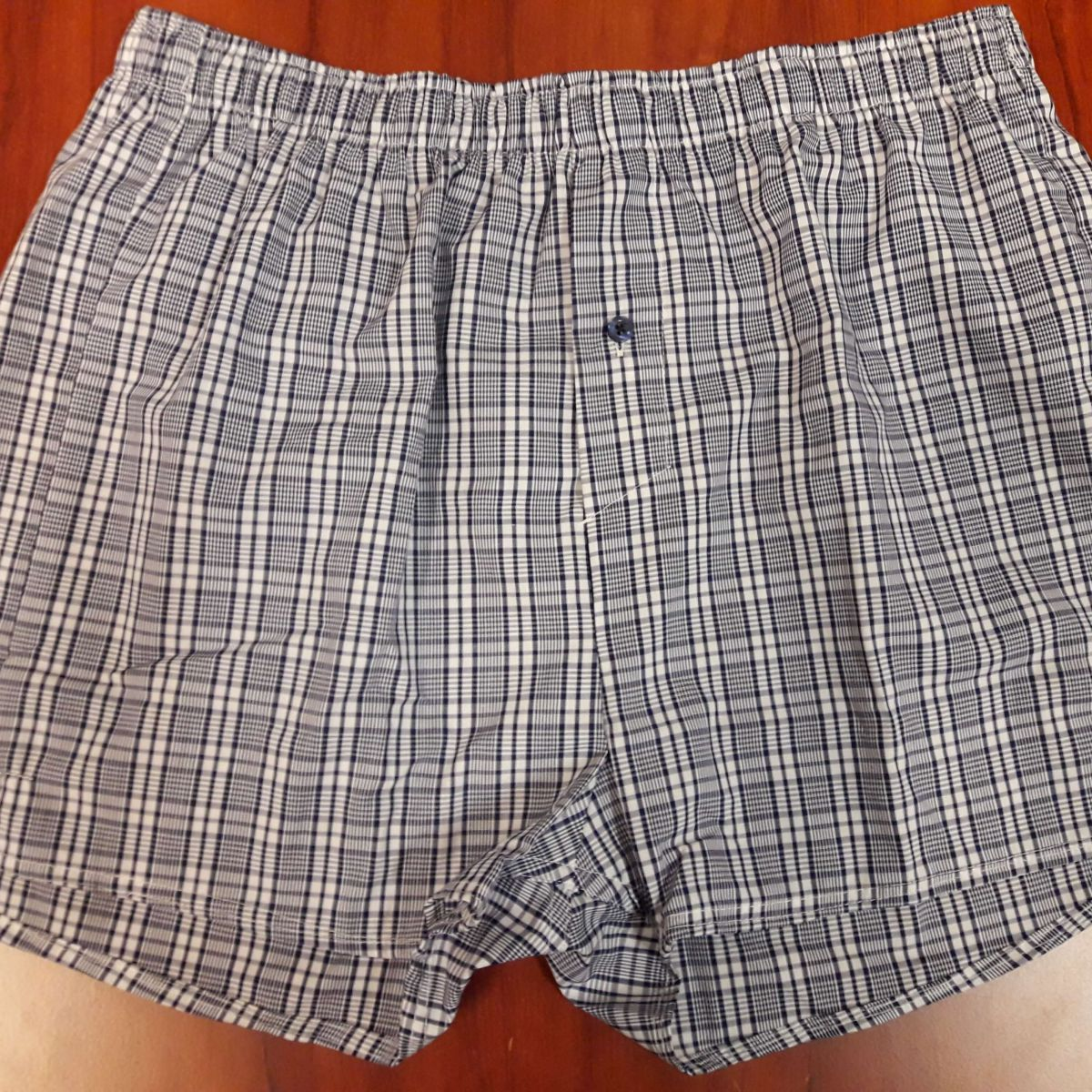 MEN'S COTTON BOXERS - REDO (002)