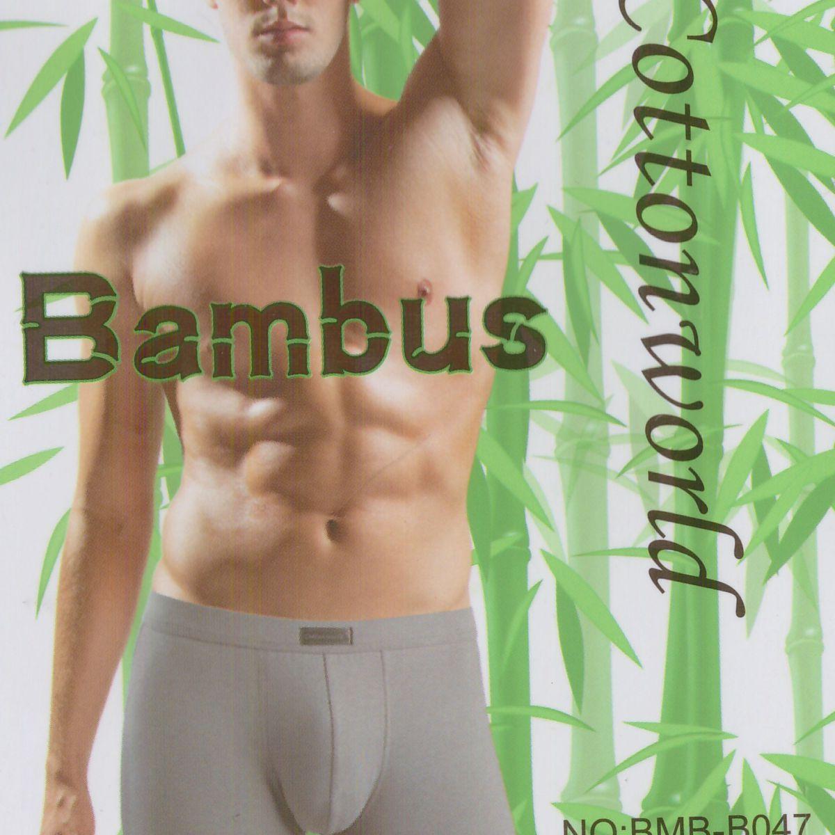 MEN'S BAMBOO BOXERS BMB - B047