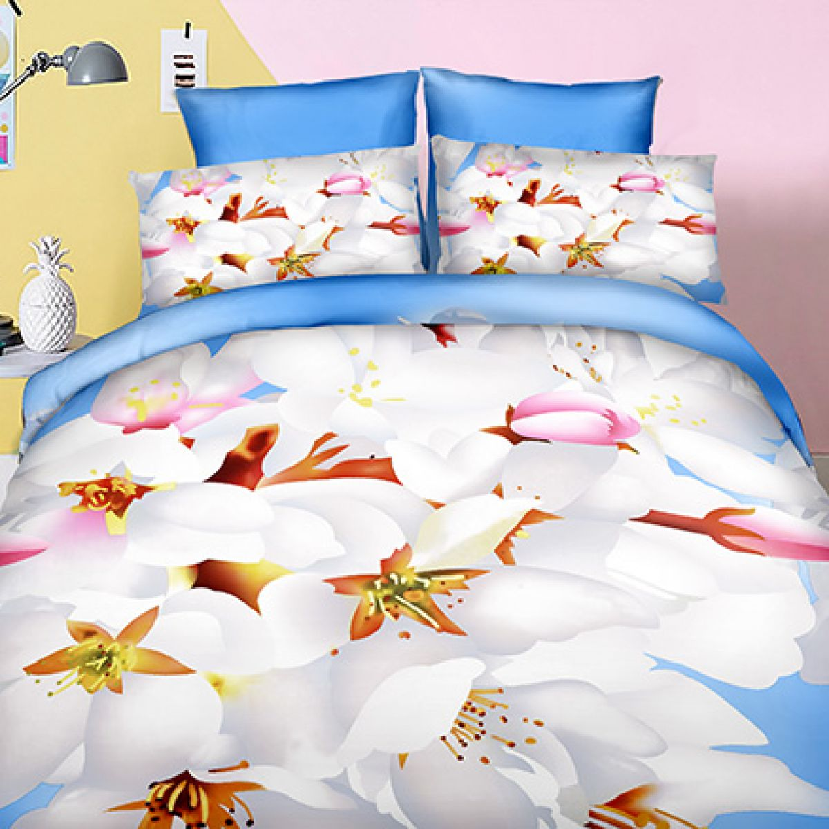 3D Beddings - Antonio - AML-90 - 160x200 cm - 4 pcs