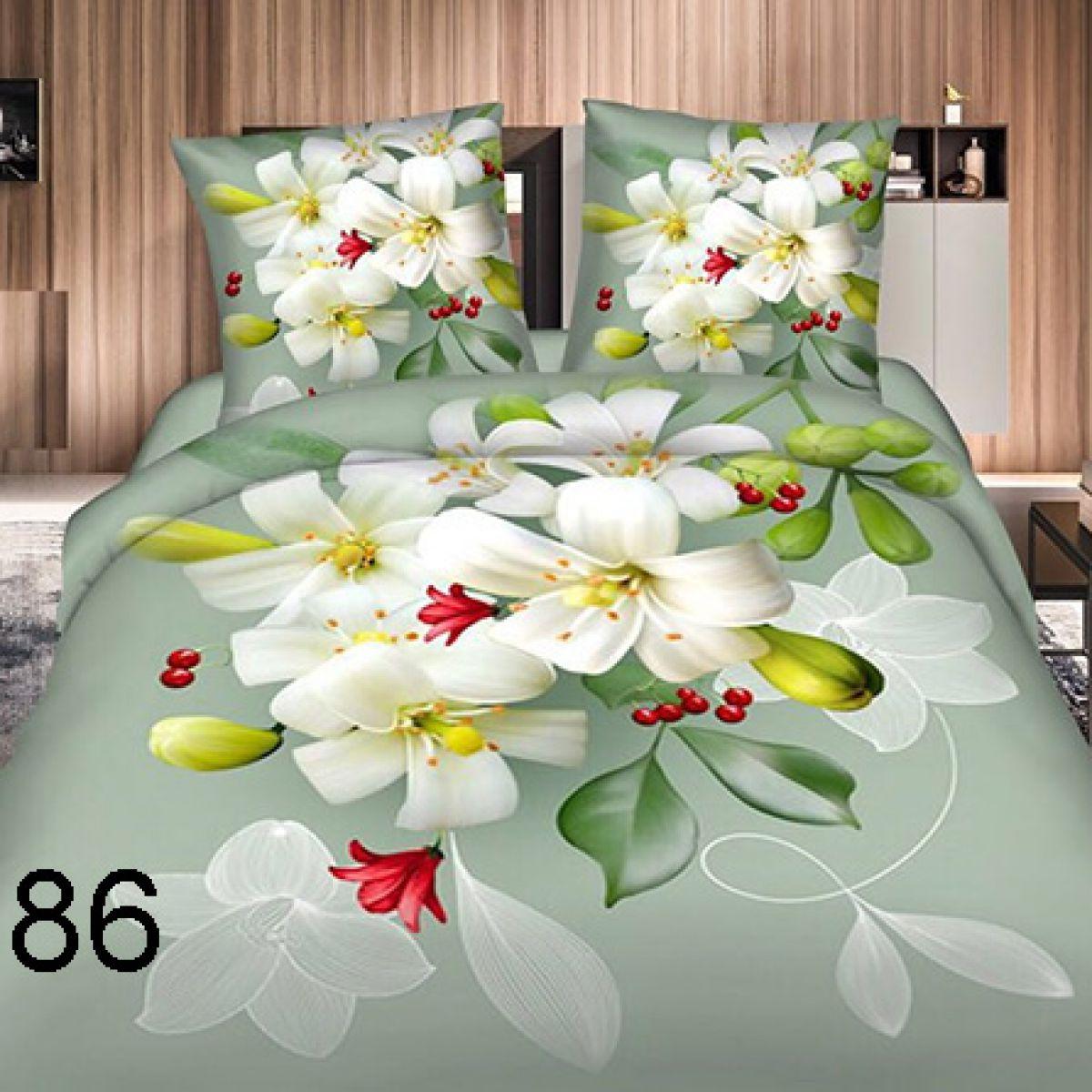 3D Beddings - Antonio - AML-86 - 160x200 cm - 4 pcs