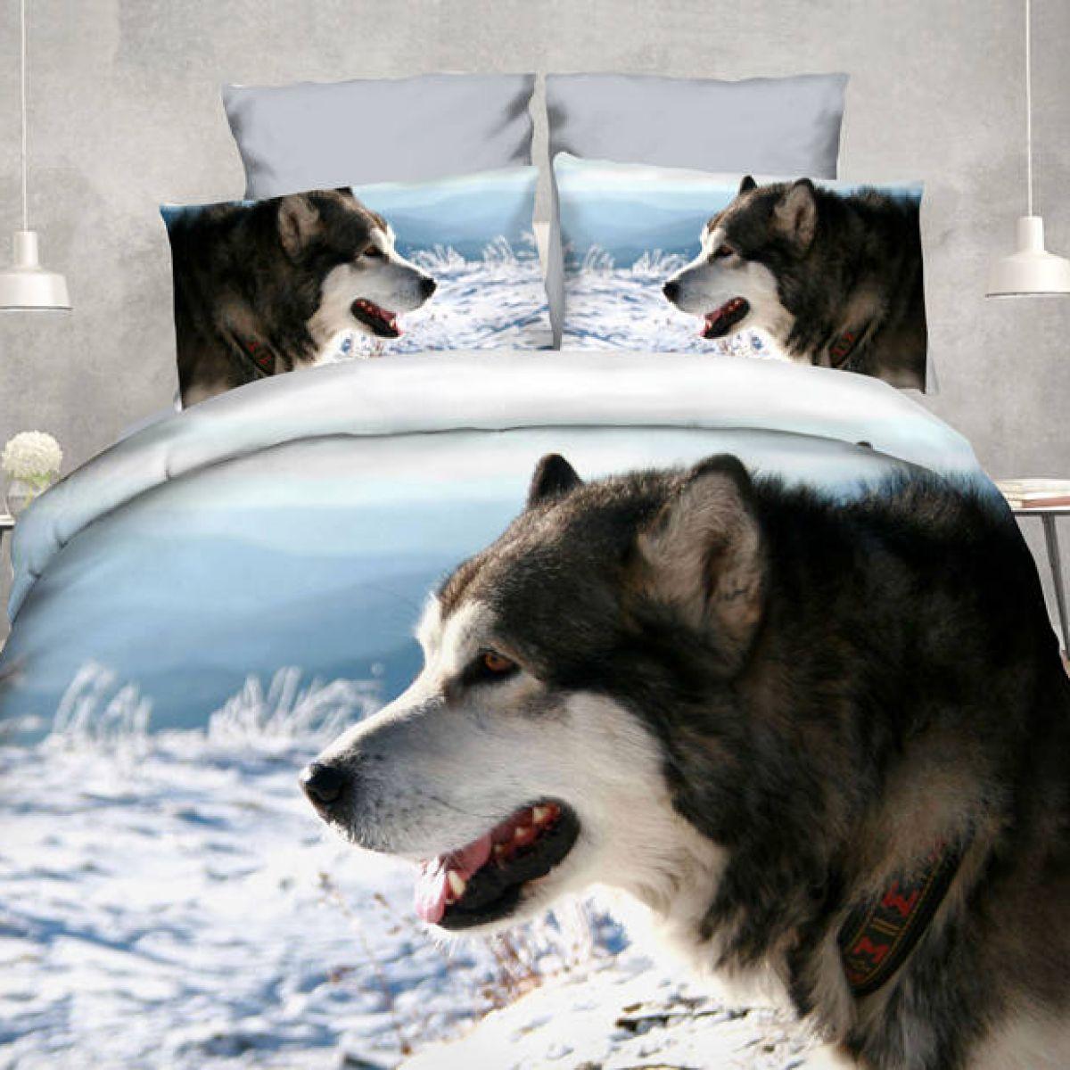 3D Beddings - Antonio - AML-30 - 160x200 cm - 4 pcs