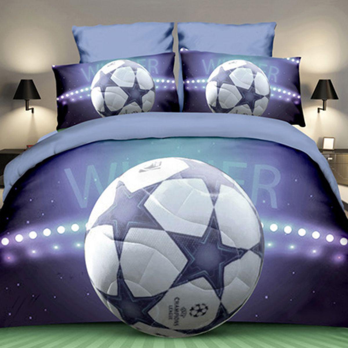 3D Beddings - Antonio - AML-309 - 160x200 cm - 4 pcs
