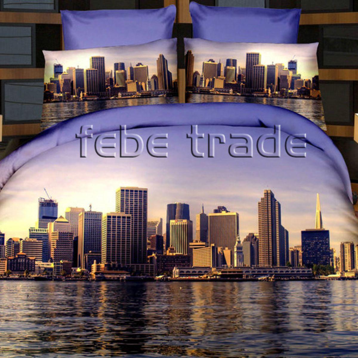 3D Beddings - Cotton World - FSH-165 - 220x200 cm - 3 cz