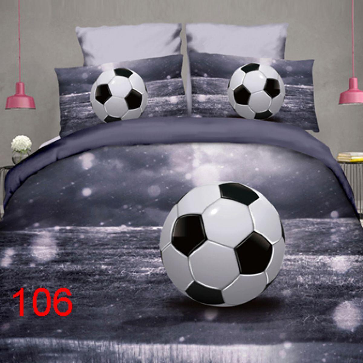 3D Beddings - Antonio - AML-106 - 160x200 cm - 4 pcs