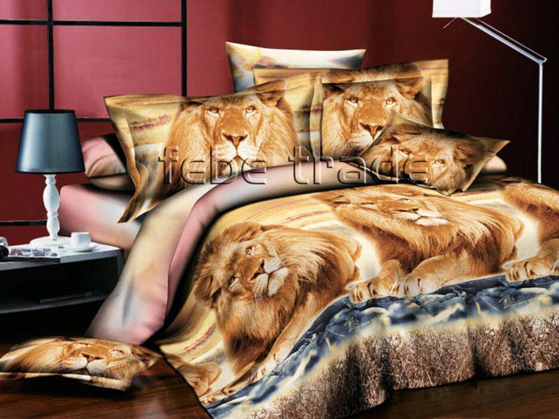 3D Beddings - Cotton World - FSC-231 - 220x200 cm - 4 cz