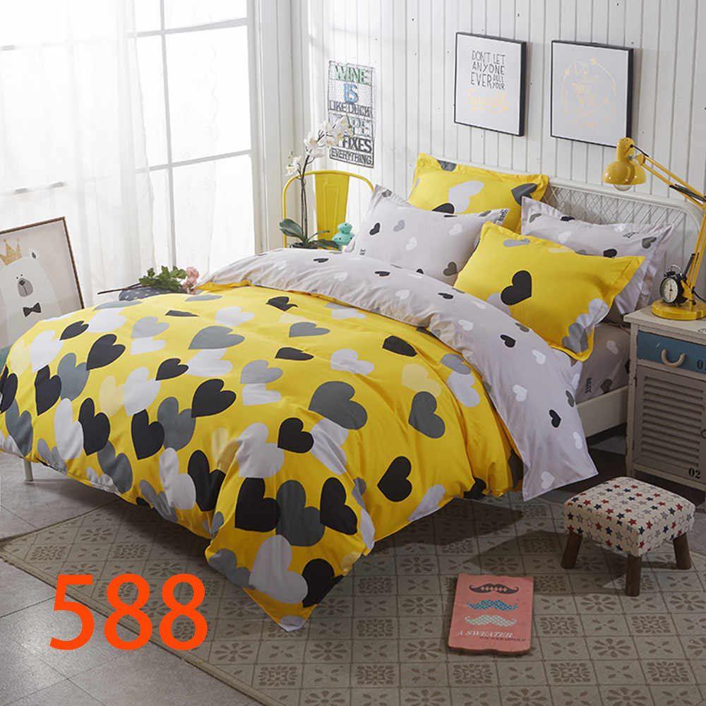 Double-sided Beddings - FBC-8031 - 160x200 cm - 3 pcs