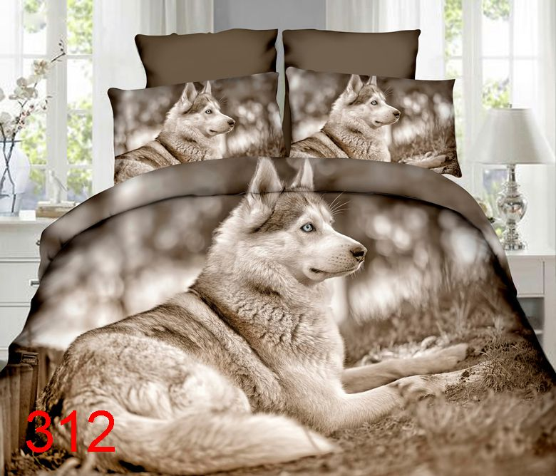 3D Beddings - Antonio - AML-312 - 160x200 cm - 4 pcs