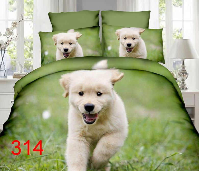 3D Beddings - Antonio - AML-314 - 160x200 cm - 4 pcs