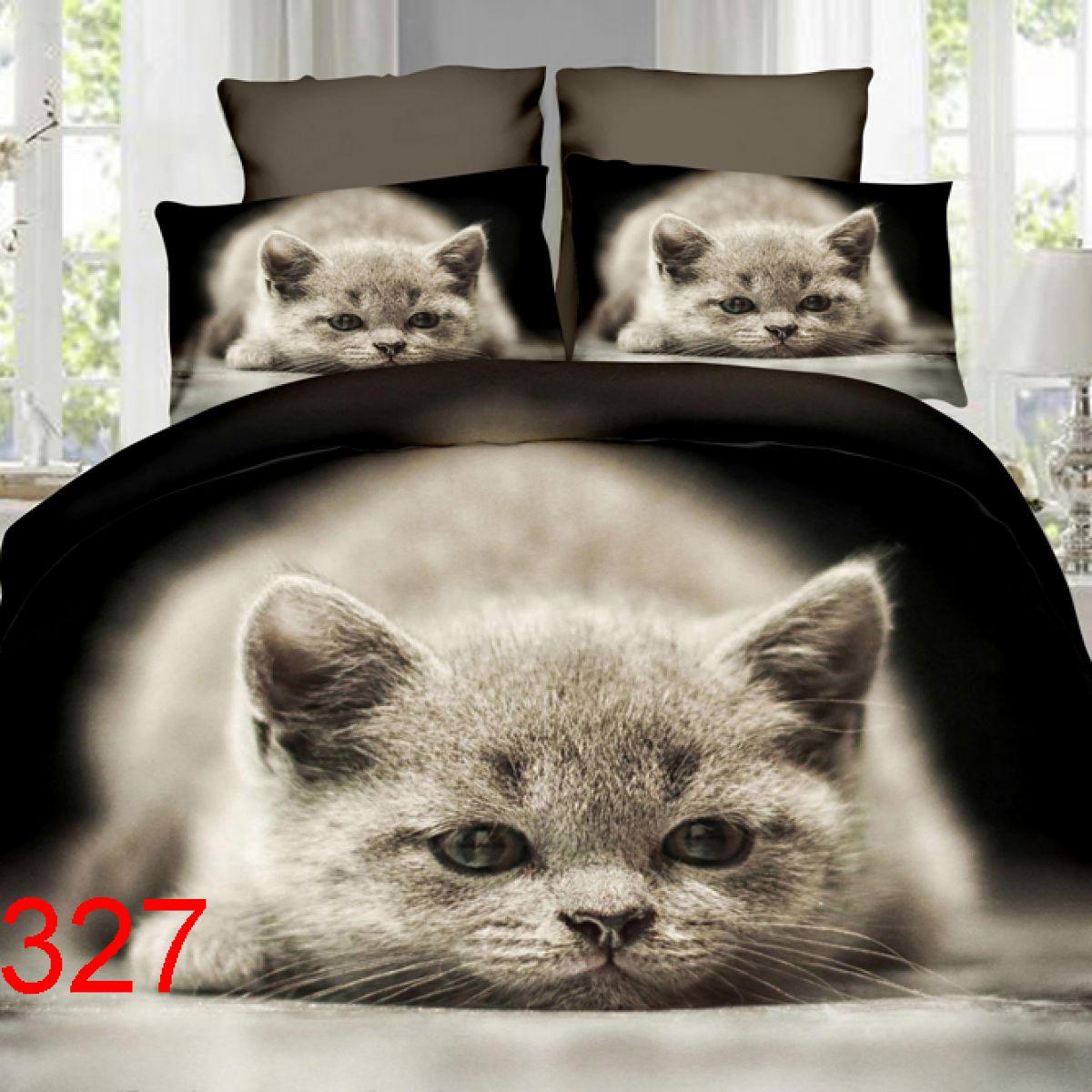 3D Beddings - Antonio - AML-327z - 160x200 cm - 4 pcs