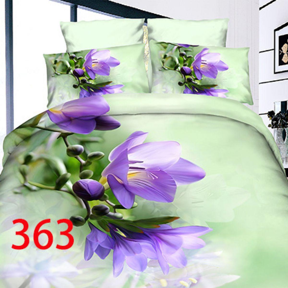 3D Beddings - Antonio - AML-363 - 160x200 cm - 4 pcs
