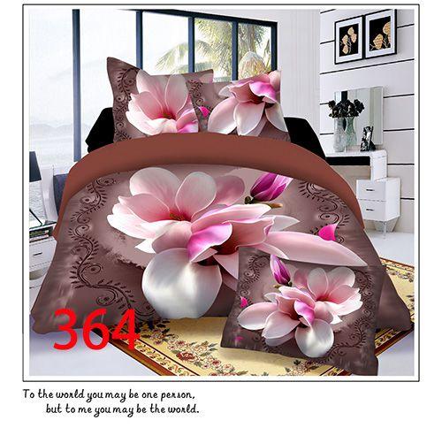 3D Beddings - Antonio - AML-364 - 160x200 cm - 4 pcs