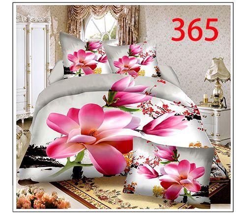 3D Beddings - Antonio - AML-365 - 160x200 cm - 4 pcs