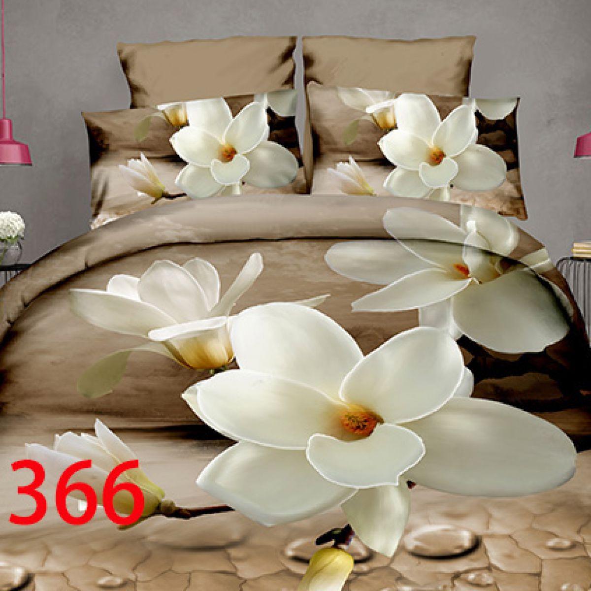 3D Beddings - Antonio - AML-366 - 160x200 cm - 4 pcs