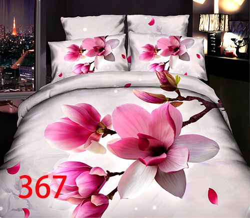 3D Beddings - Antonio - AML-367 - 160x200 cm - 4 pcs