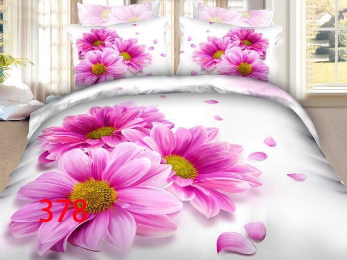 3D Beddings - Antonio - AML-378 - 160x200 cm - 4 pcs