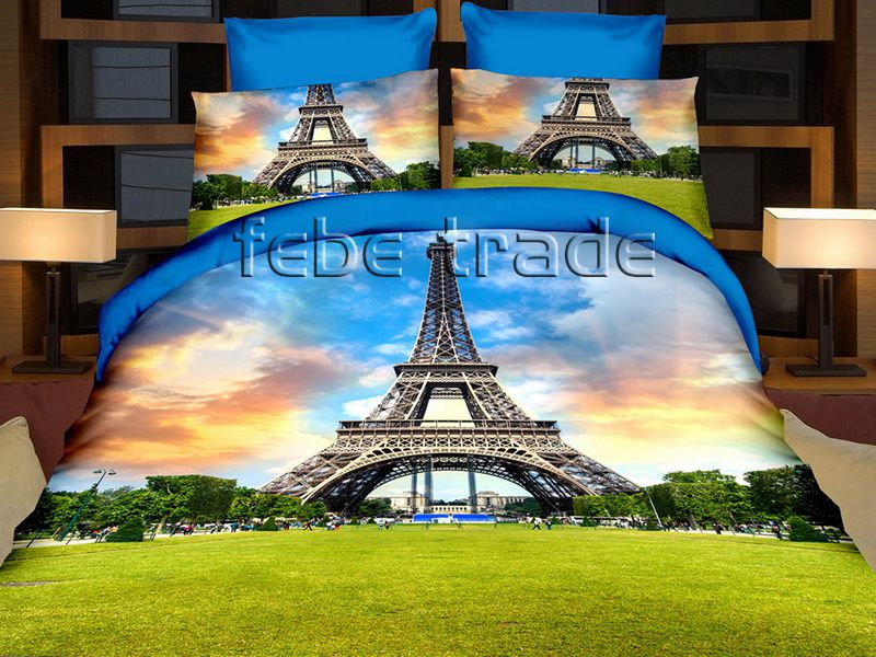 3D Beddings - Cotton World - FSH-512 - 220x200 cm - 3 pcs