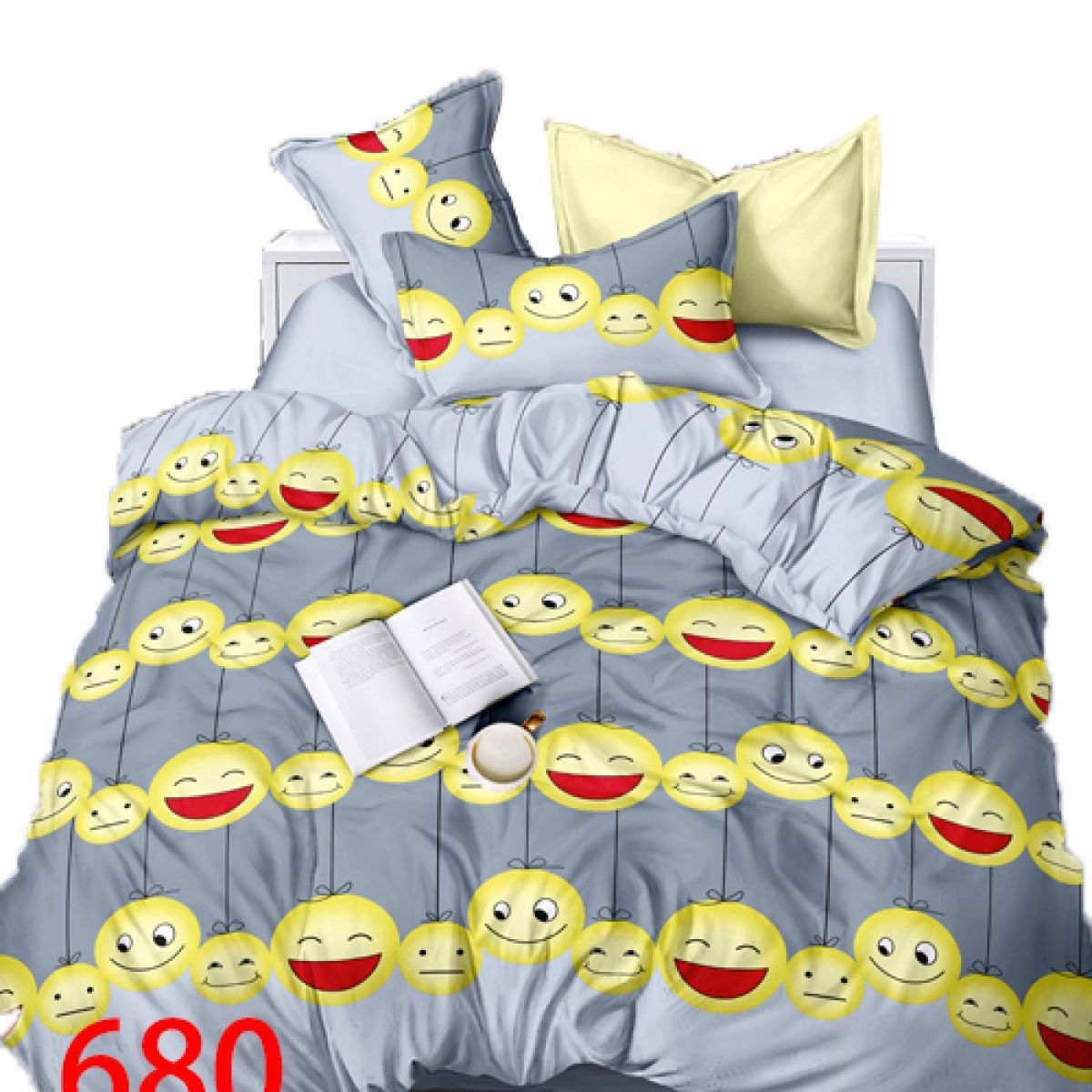 3D Bedding Set - AML-160(3) 4233-680