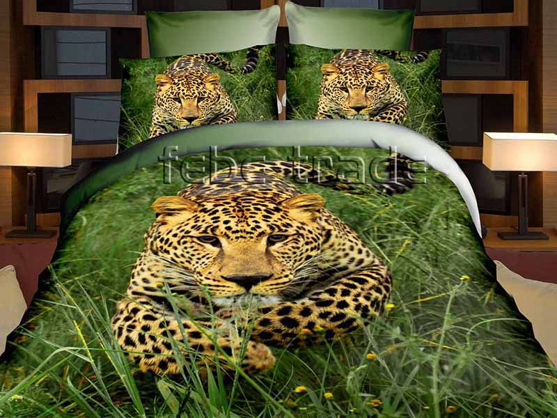 3D Beddings - Cotton World - FSC-1504 - 220x200 cm - 4 pcs