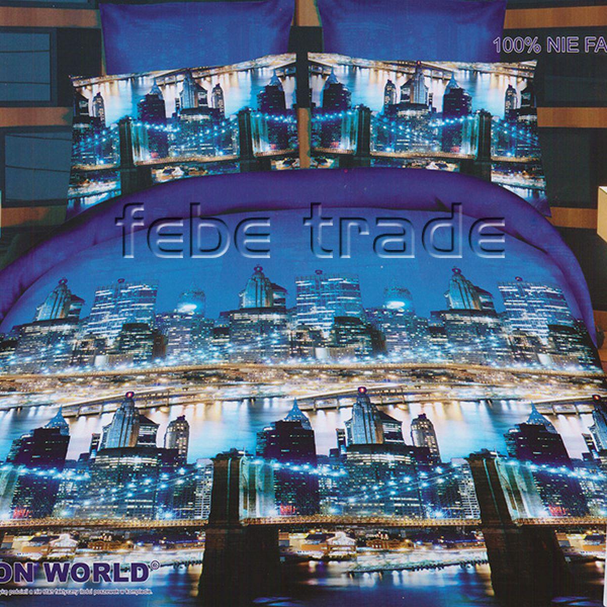 3D Beddings - Cotton World - FSP-156 - 220x200 cm - 4 pcs