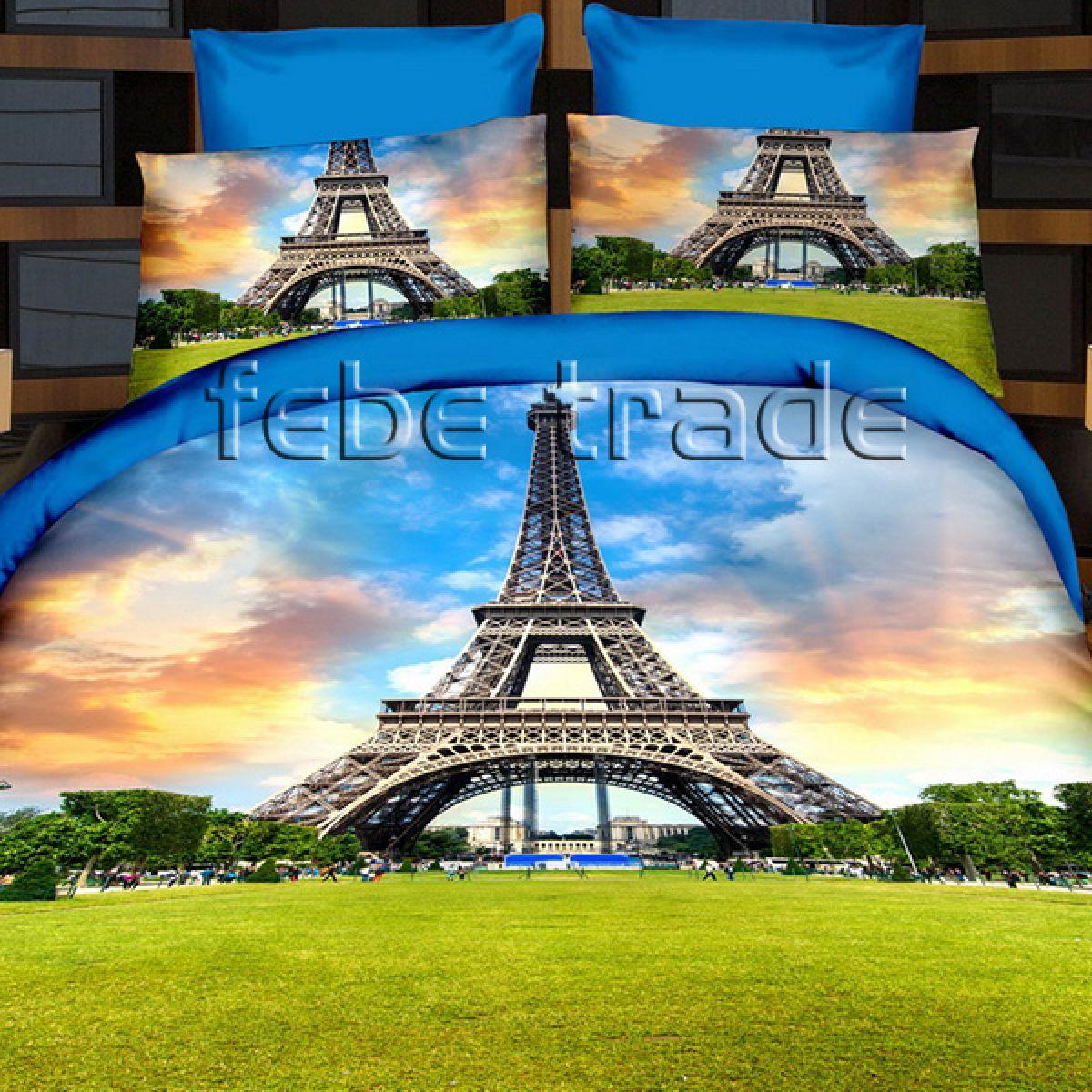 3D Beddings - Cotton World - FSP-166 - 160x200 cm - 4 pcs