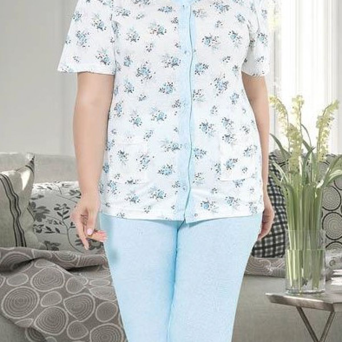 Ladies pajama Turkey ASMA - 9380