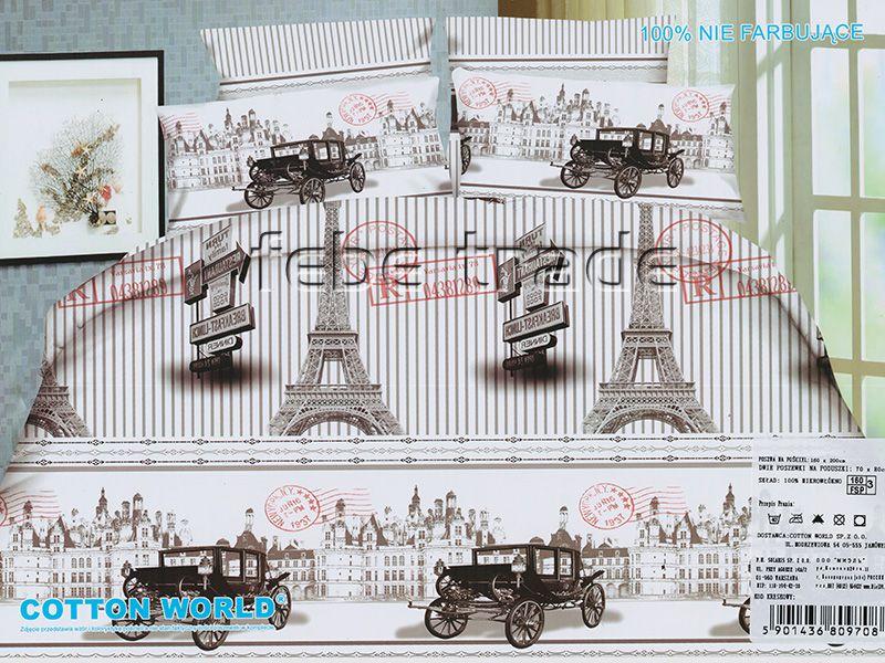 3D Beddings - Cotton World - FSP-715 - 220x200 cm - 4 pcs
