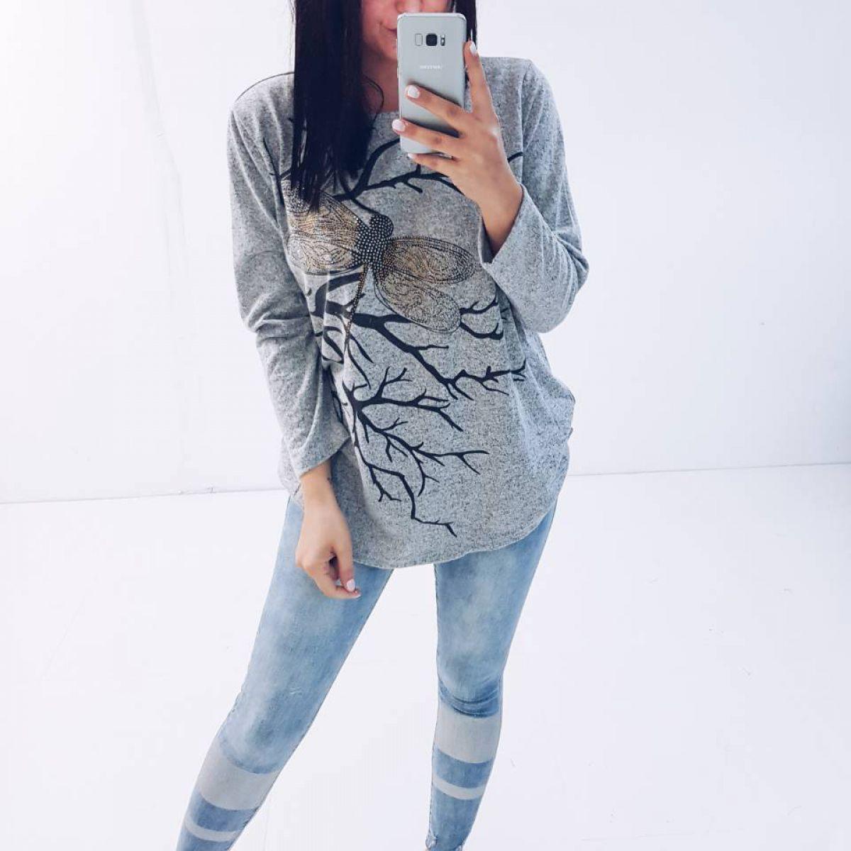 Women blouse BENTER - 16357
