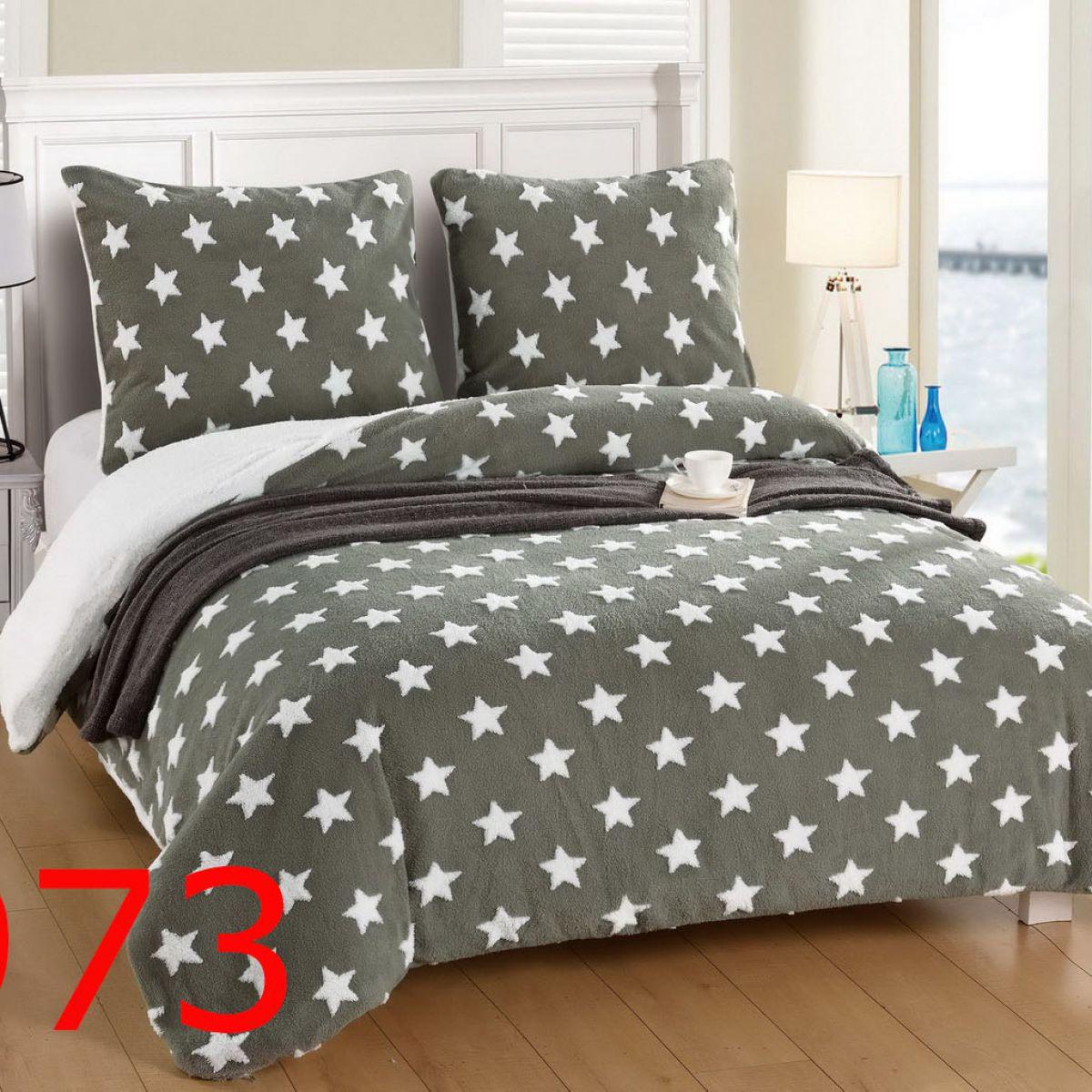 Plush Beddings - Cotton World - SHK-5201 - 160x200 cm - 3 pcs