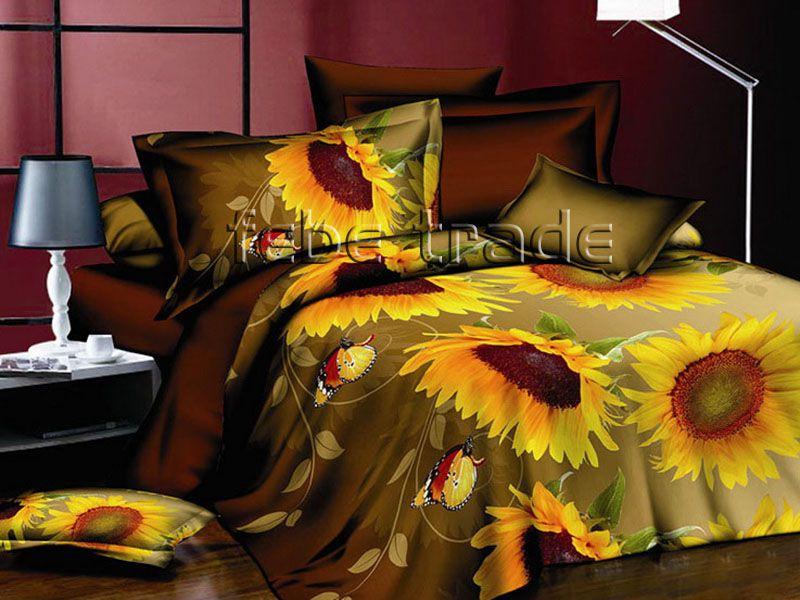 3D Beddings - Cotton World - FSP-738 - 220x200 cm - 4 pcs