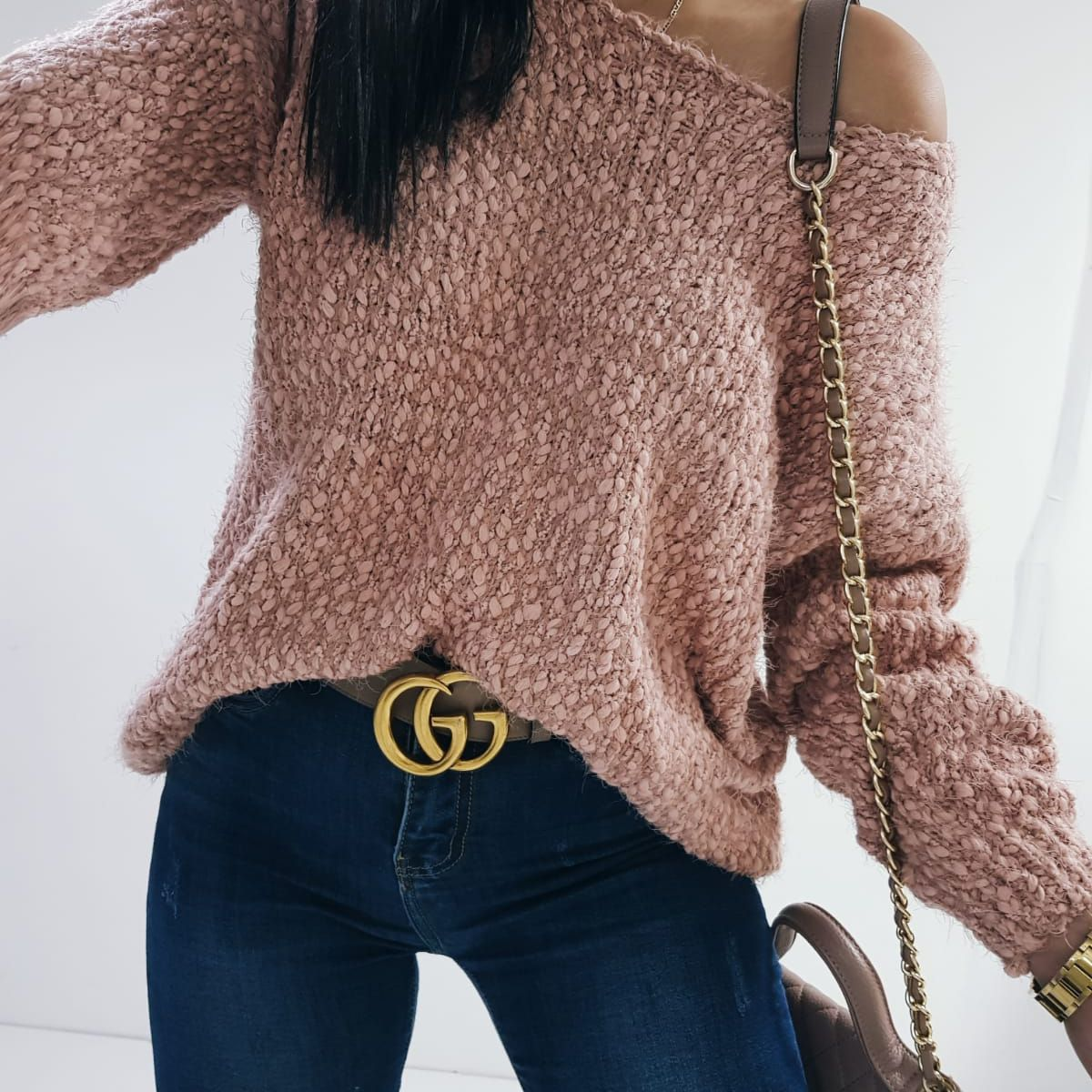 Women sweater N&P- DH-29