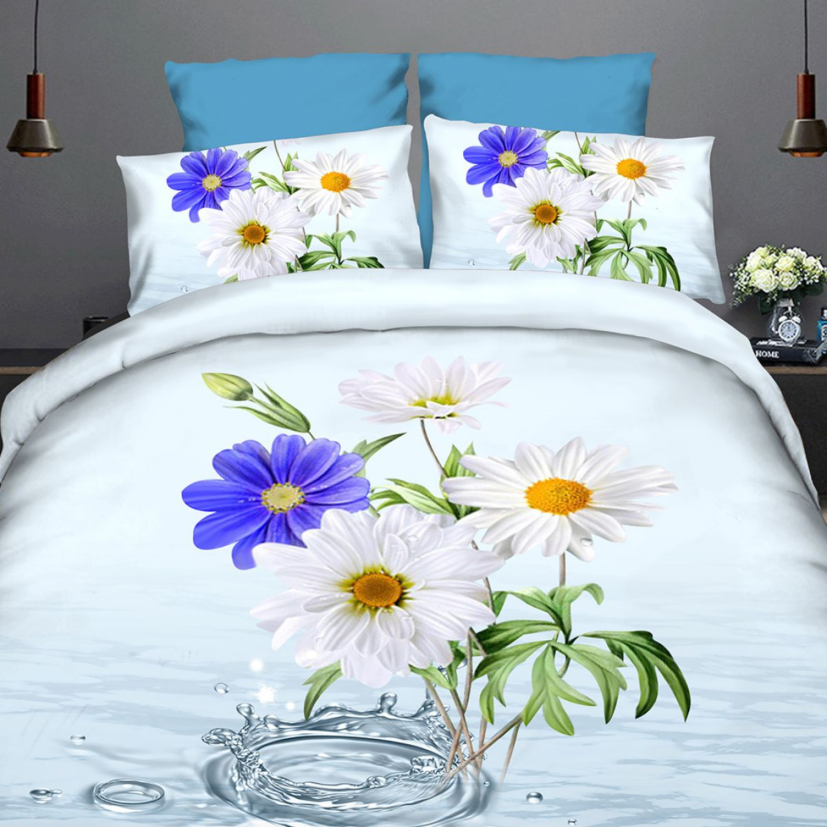 3D Beddings - Antonio - AML-9 - 140x200 cm - 2 pcs