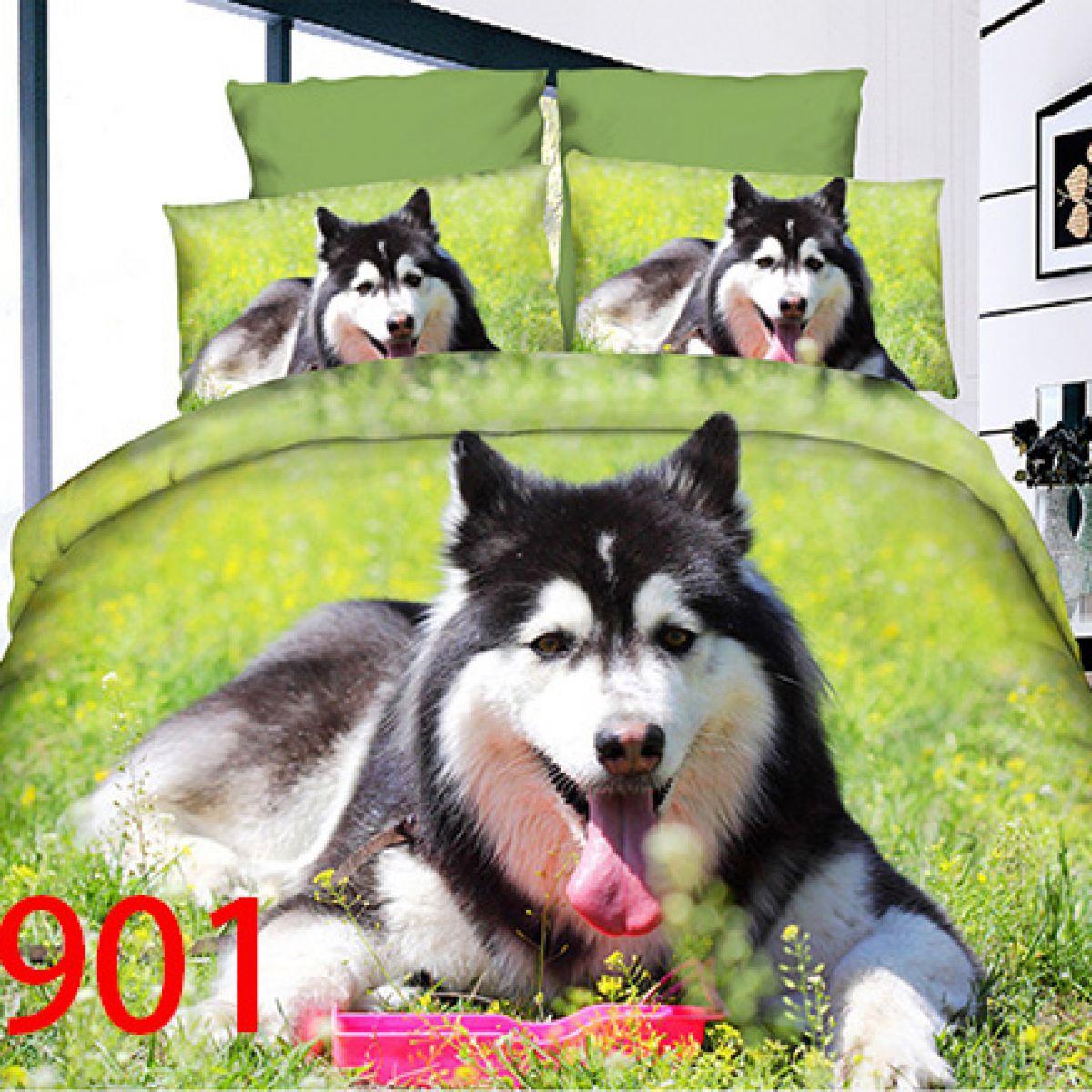 3D Beddings - Antonio - AML-901 - 140x200 cm - 2 pcs