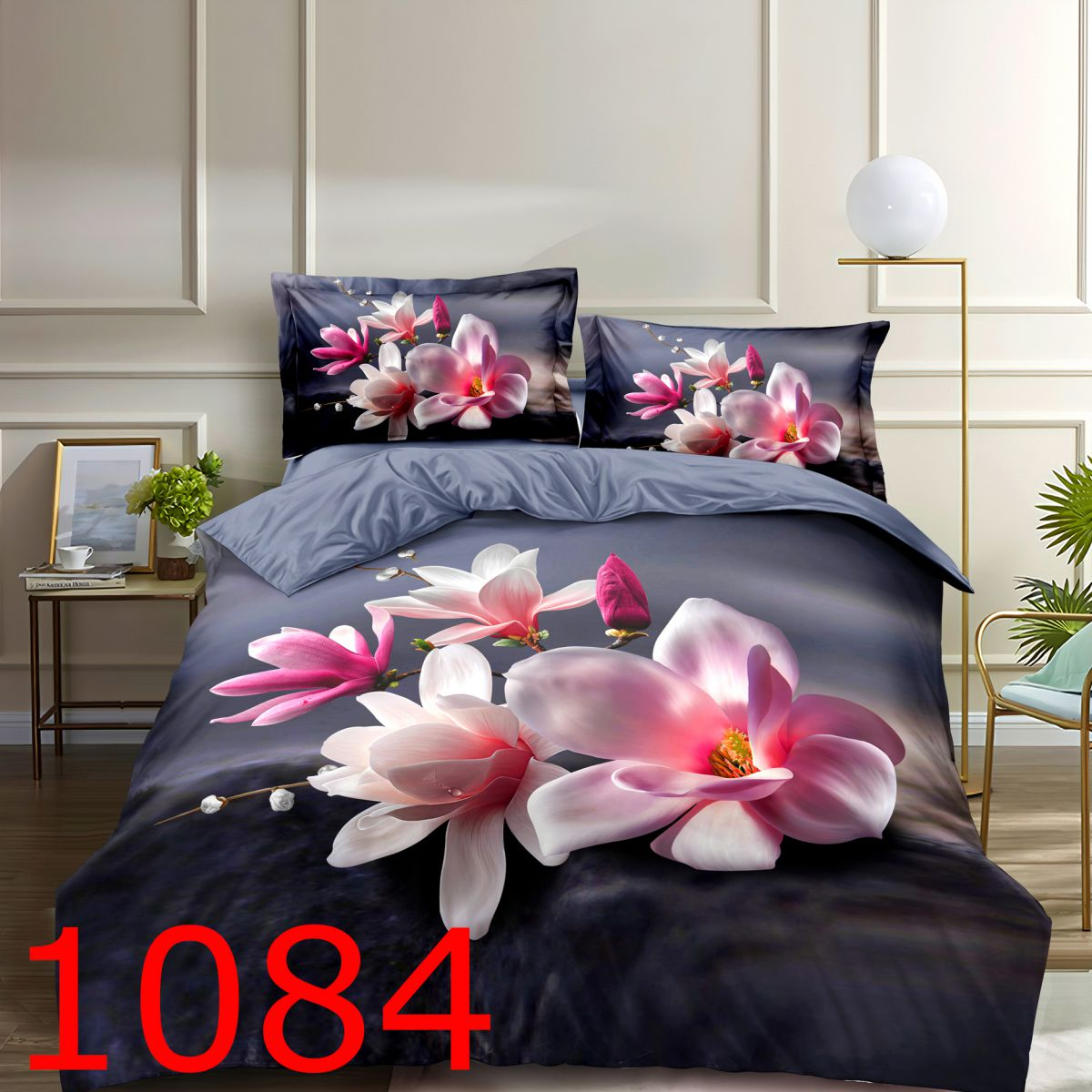 3D Beddings - Antonio - AML-4254 - 160x200 cm - 3 pcs