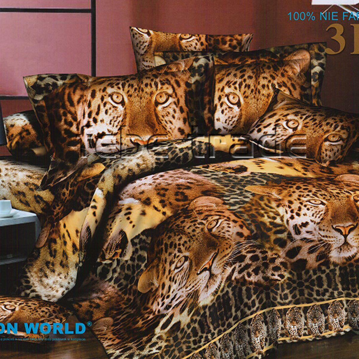 3D Beddings - Cotton World - FSB-234 - 220x200 cm - 4 pcs