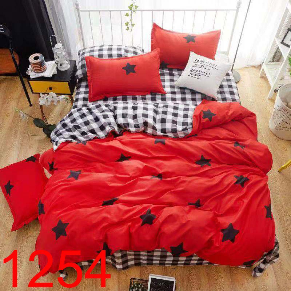 Double-sided Beddings - FBC-8063 - 160x200 cm - 3 pcs