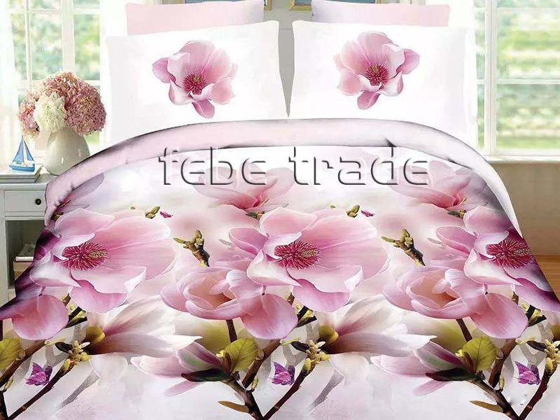 3D Beddings - Cotton World - FST-1710 - 180x200 cm - 3 pcs