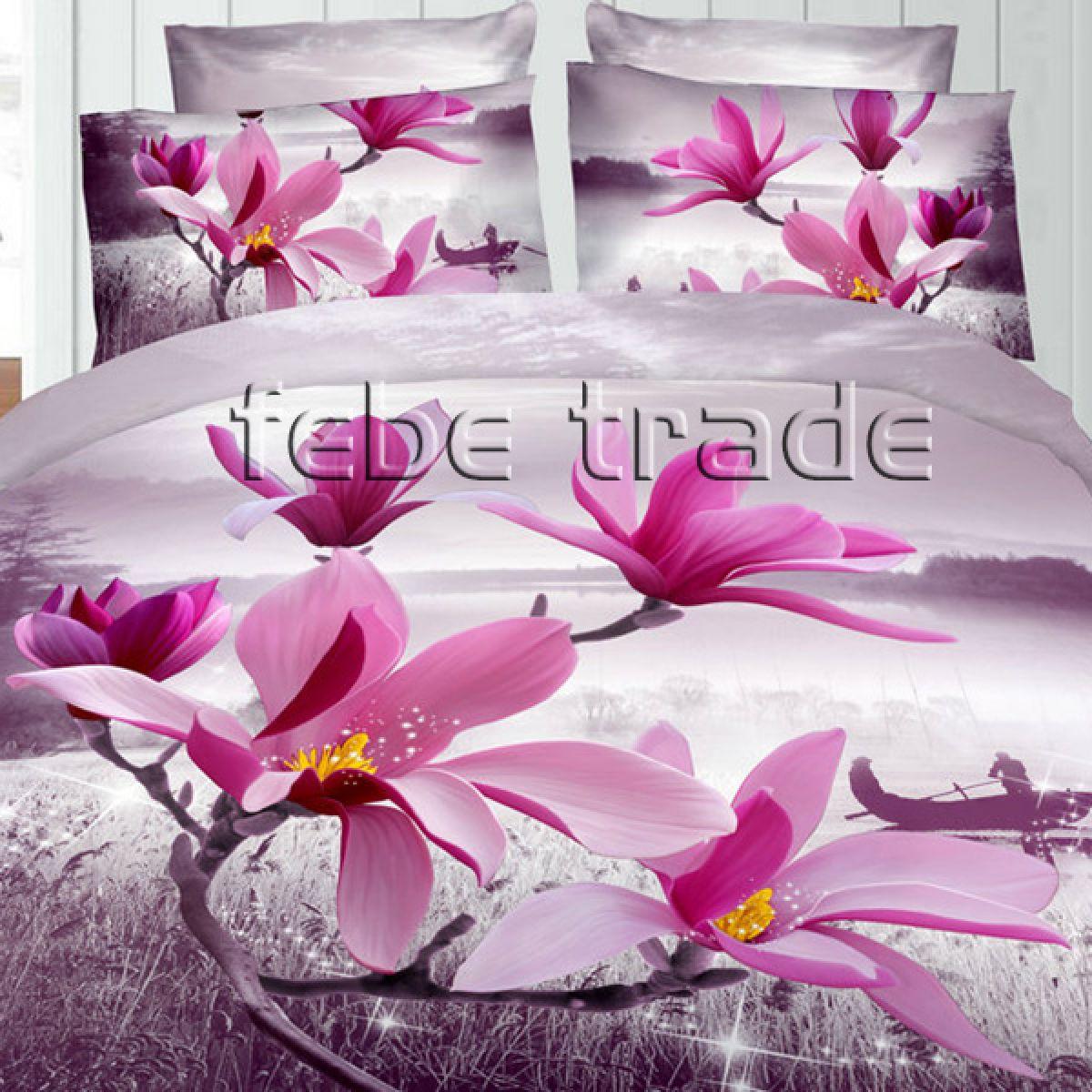 3D Beddings - Cotton World - FPW-282 - 160x200 cm - 3 pcs