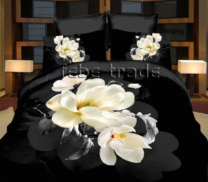 3D Beddings - Cotton World - FPW-283 - 160x200 cm - 3 pcs